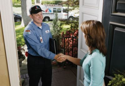 in-home estimate from Norrell Service Experts Heating & Air Conditioning
